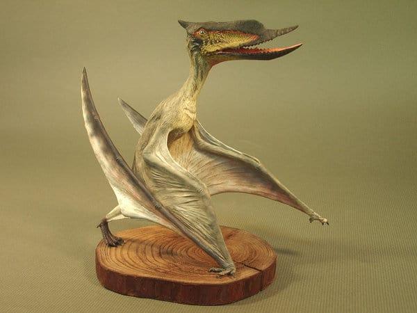 Dsungaripterus by Hirokazu Tokugawa