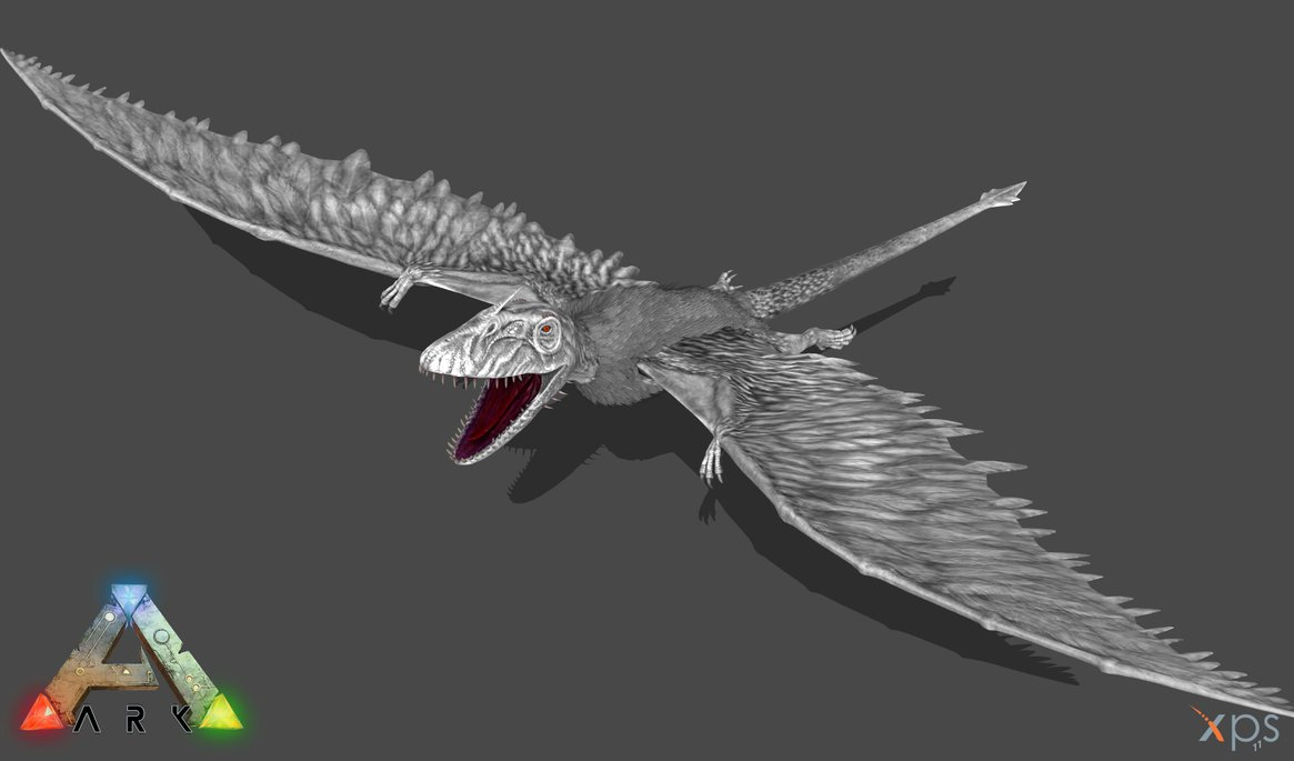 Dimorphodon by Val
