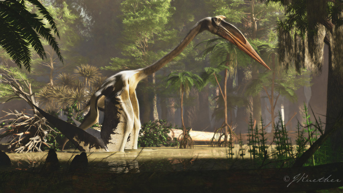 quetzalcoatlus facts and pictures