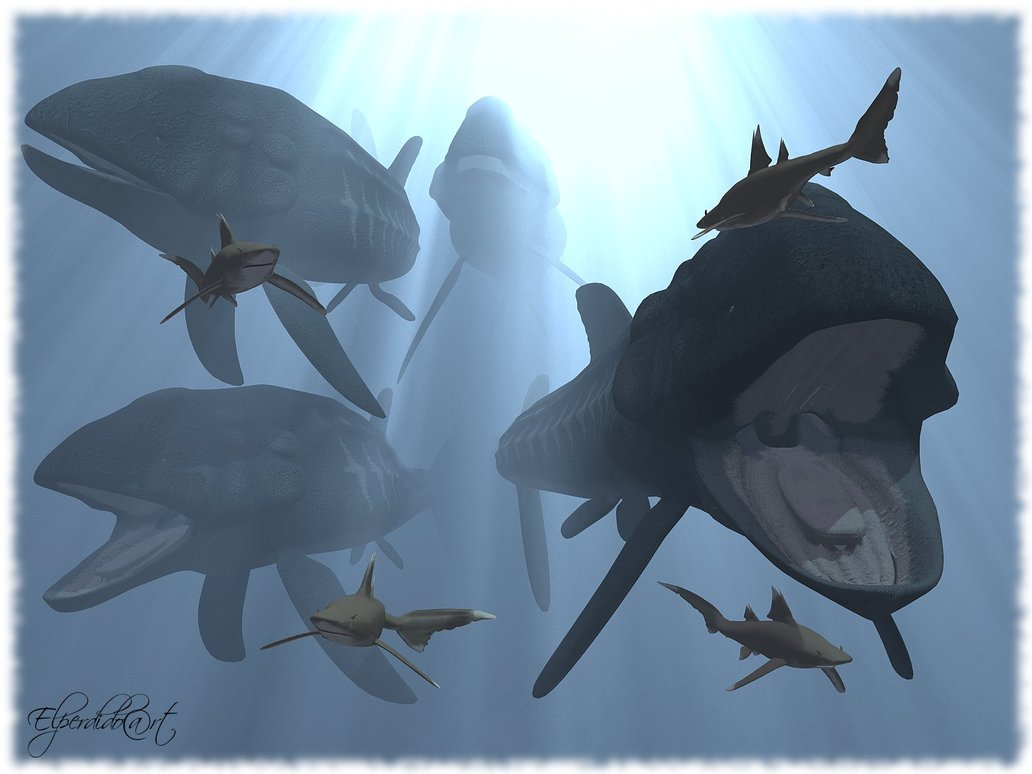 Leedsichthys by Andreas