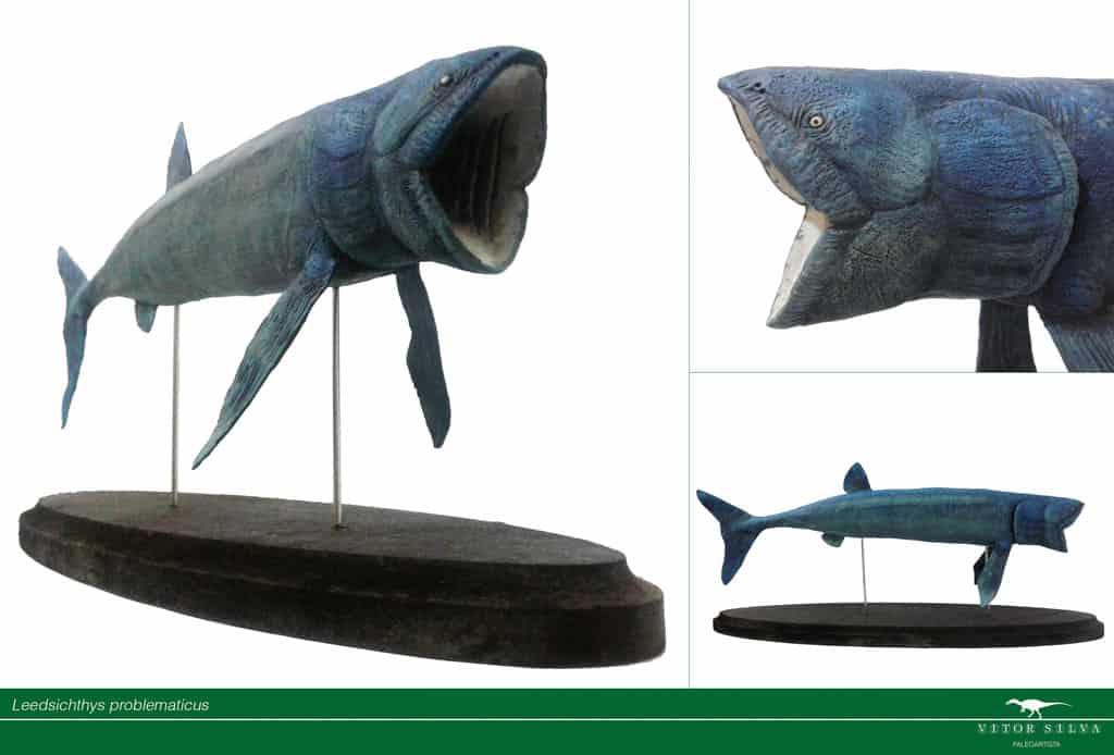 Leedsichthys by Jose Vitor E. Da Silva