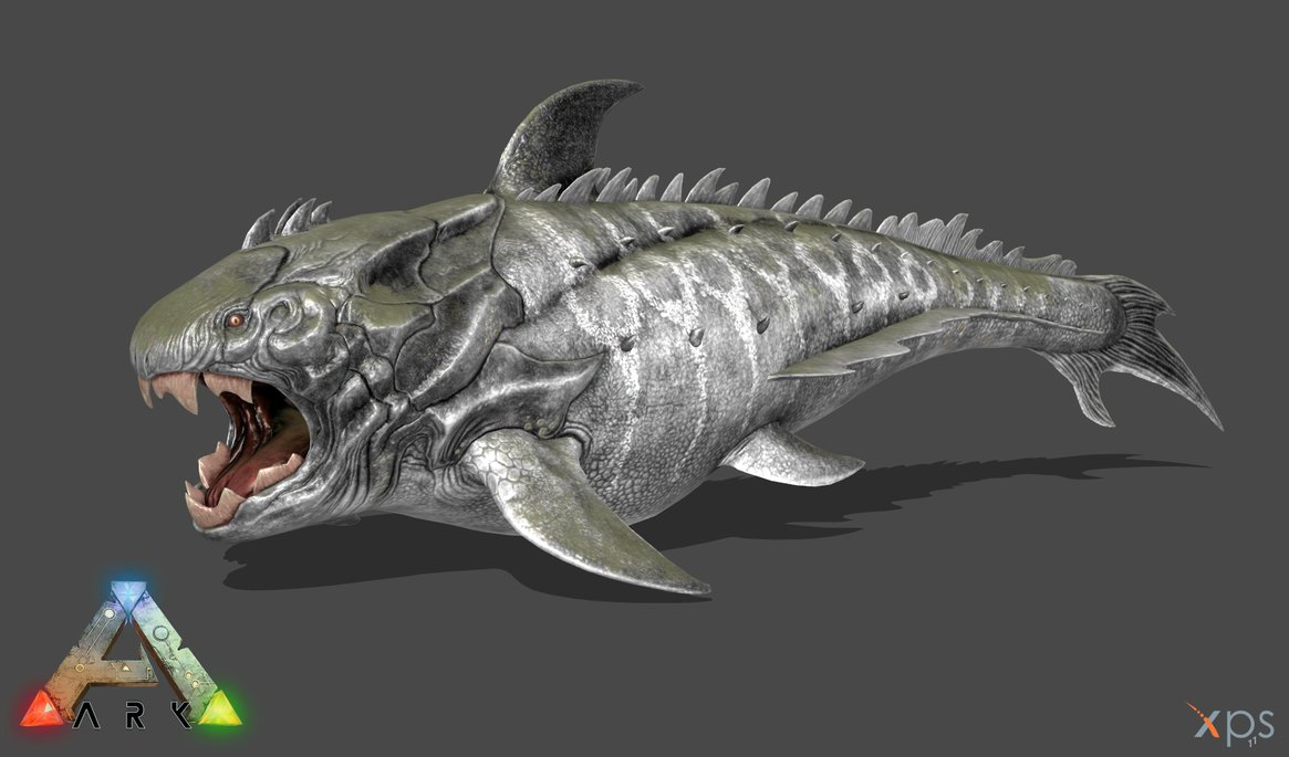 Dunkleosteus by Val