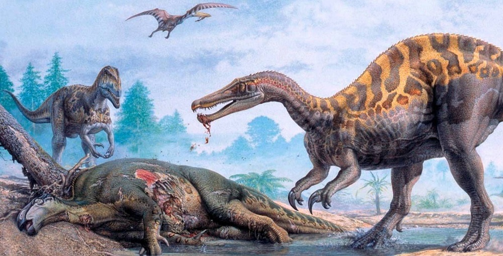 Dinosaurs Era The Mesozoic Er...