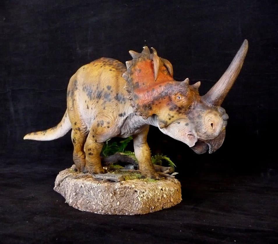 Centrosaurus by Martin Garratt