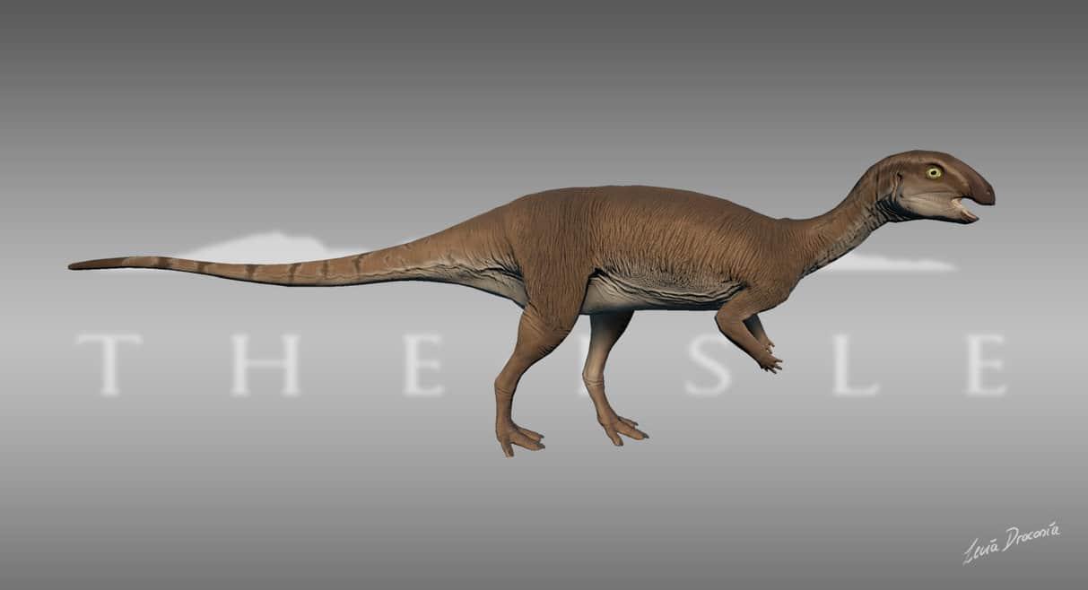Dryosaurus by Levia