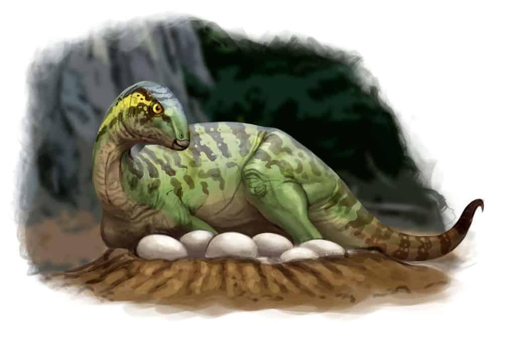 Dryosaurus by Raul A Ramos