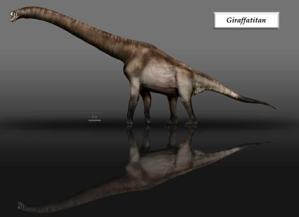 Giraffatitan by Sergio Perez