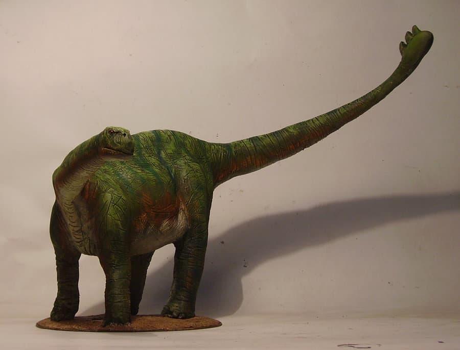 Shunosaurus by Klaus