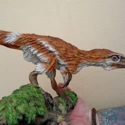 1732_sinosauropteryx_martin_garratt