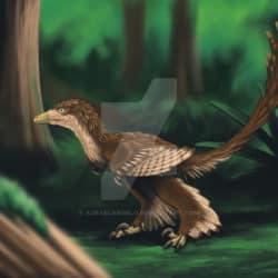 1744_sinornithosaurus_drakoslav