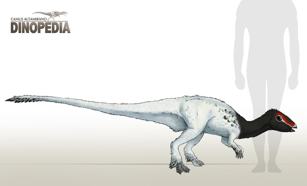 Leaellynasaura by Camus Altamirano